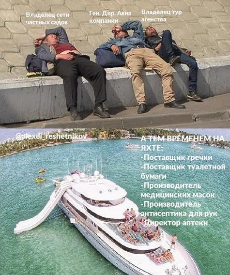 яхта мем
