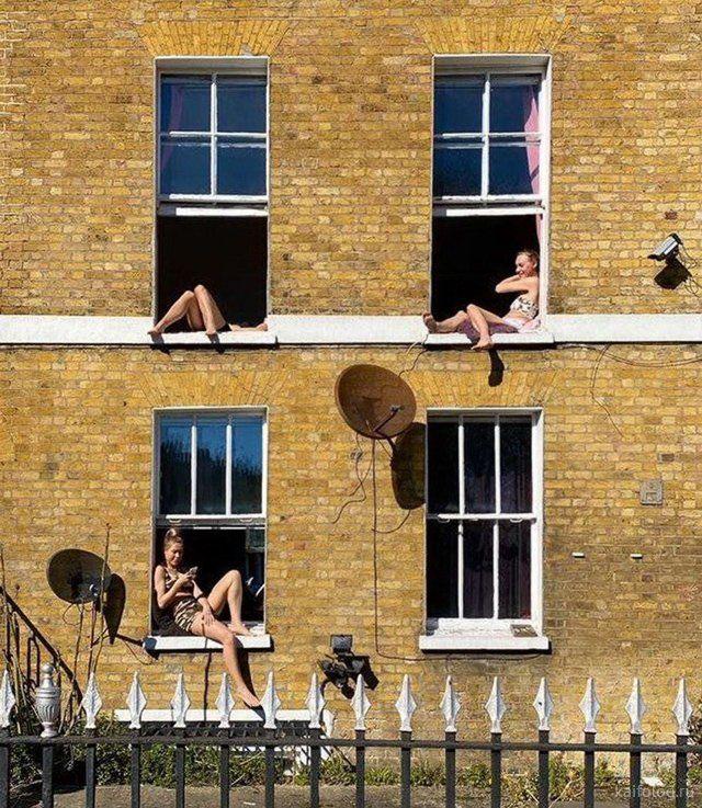 Прикольные пятничные девушки (40 фото)