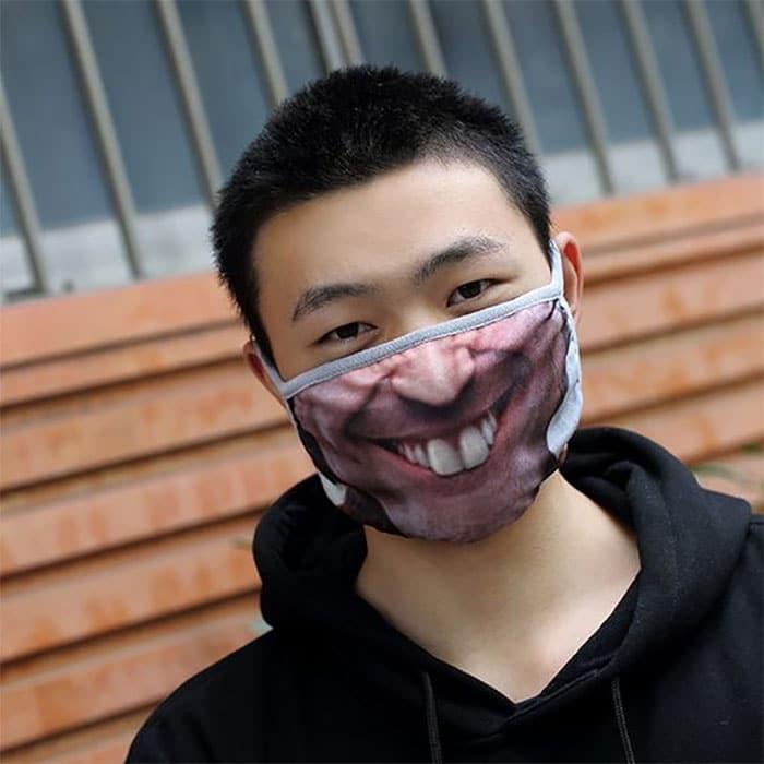 Картинки приколы маски