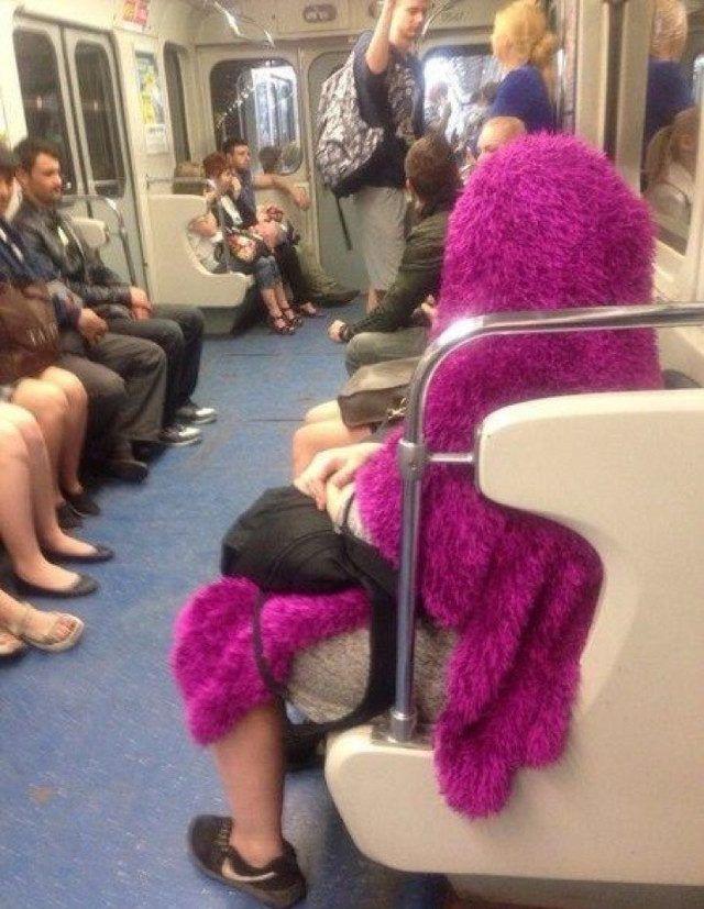 Чудаки из метро!!!