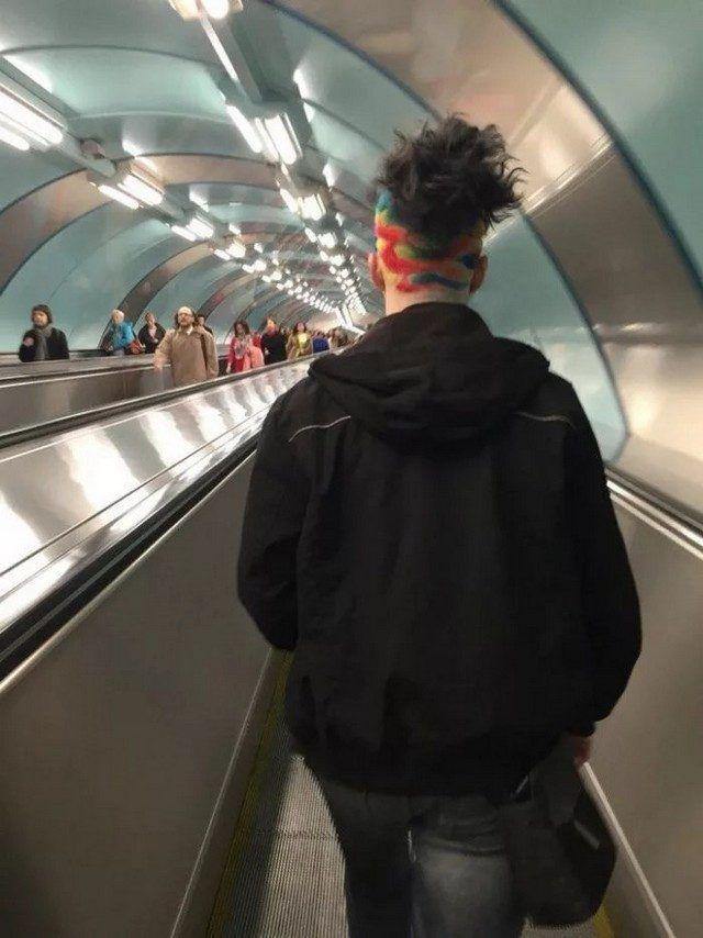 Чудики из метро