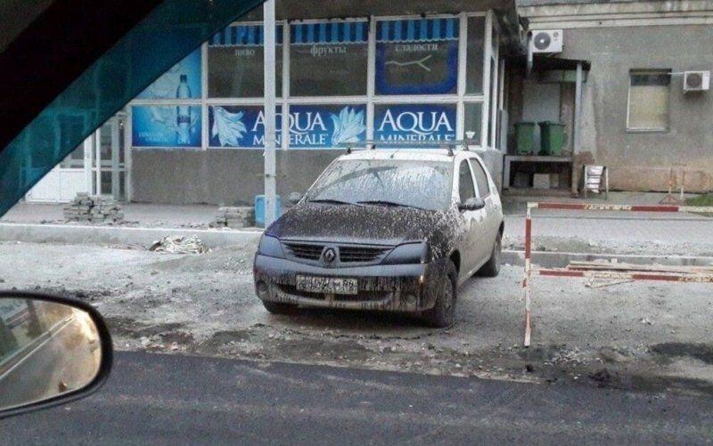 Немного автомобильных приколов Приколы,myprikol,com,прикол