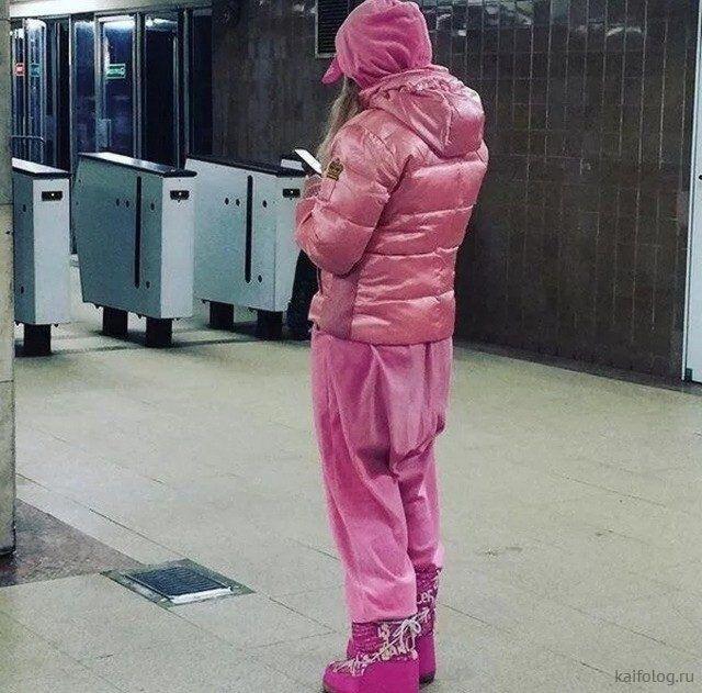 Беспощадная мода  Приколы,kaifolog,ru,гламур,люди,мода,прикол