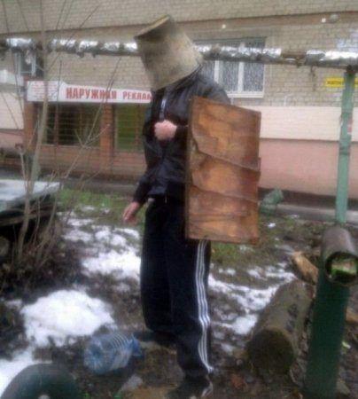 Чудные российские развлечения
