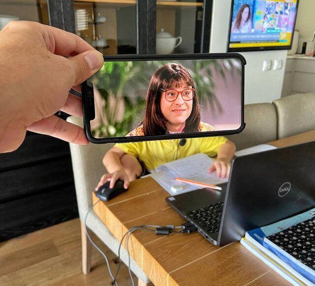 Забавные снимки, созданные при помощи смартфона Приколы,myprikol,com