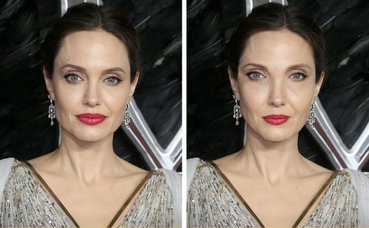 """Как бы выглядели знаменитости с """"идеальными"""" лицами?"""