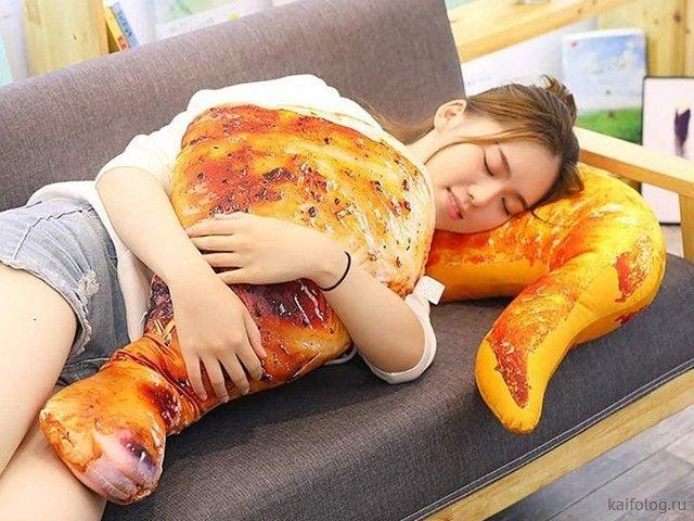 Вкусные подушки