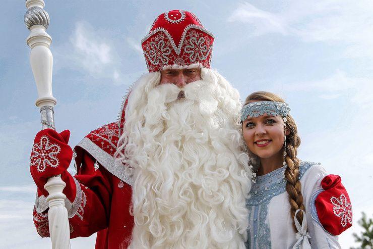 Пьяный и дерзкий. В России могут создать чёрный список Дедов Морозов