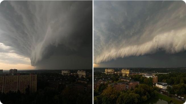 шельфовые облака