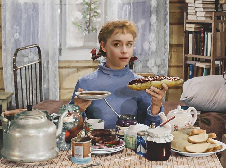 кадр из фильма девчата